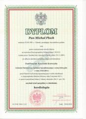 Certyfikat specjalisty